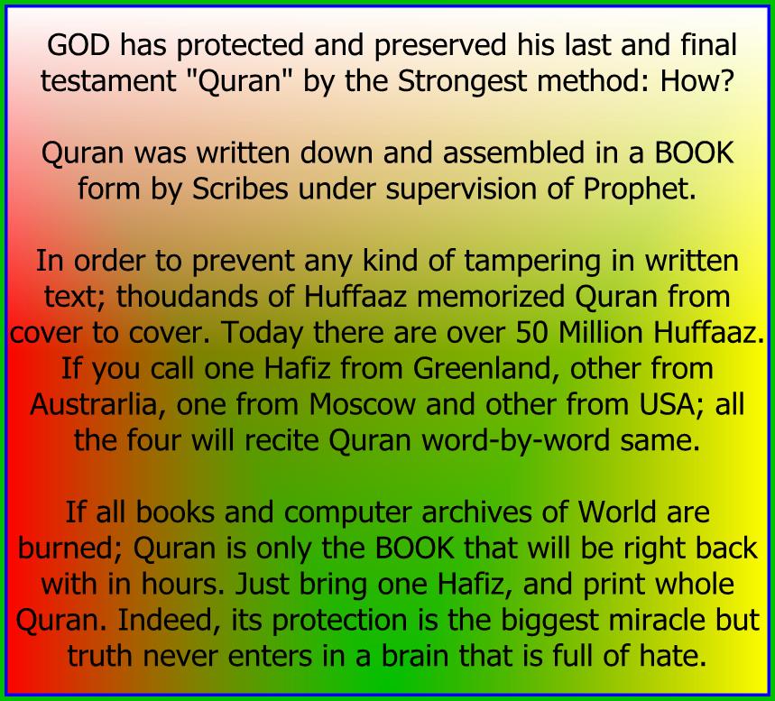 QuranPreserved