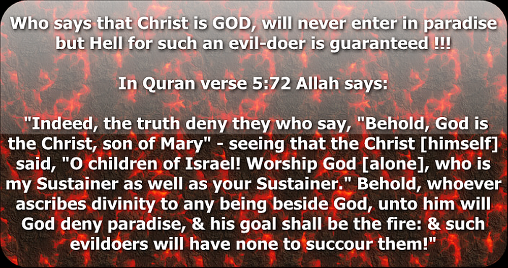 How can we deny that Prophet Muhammad was mentioned in the bible?