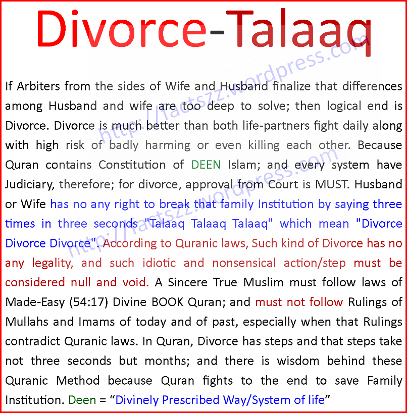 Equality Vs Husband And Wife In West And In Islam  Factszz-9028
