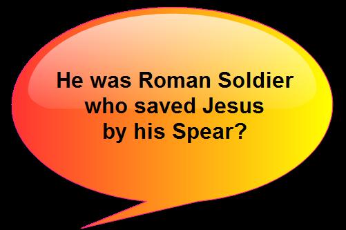 JesusSoldierSpear