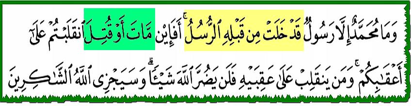 Quran3_144Arabic