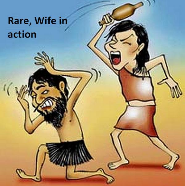 Wife punish husband consider